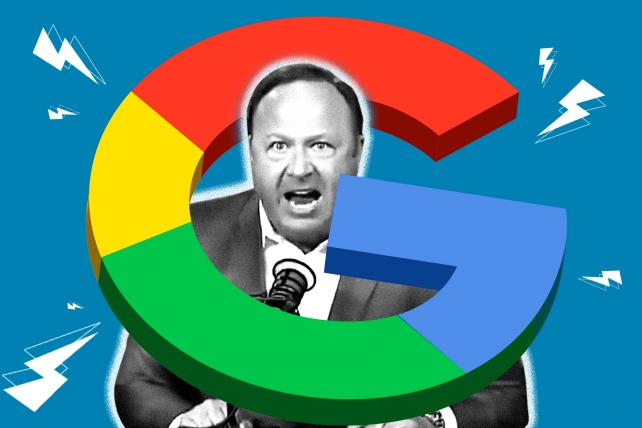 If Alex Jones screams on Google+, will anyone hear him?