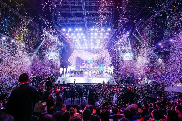 How Alibaba's Annual Shopping Event Raked in $25B