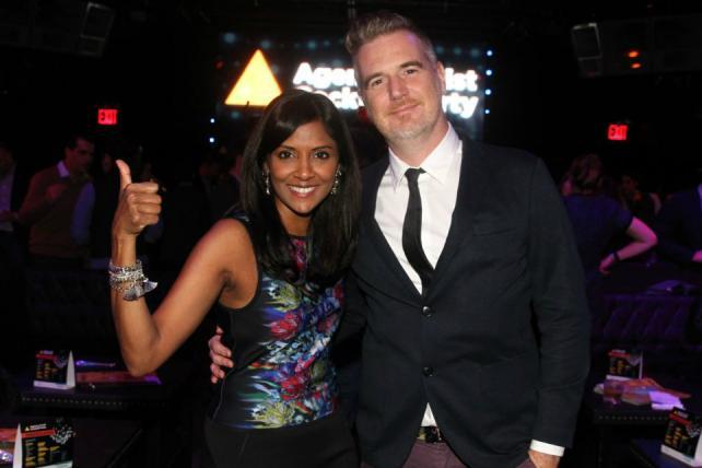 Deborah Abraham and Scott McClelland of BBH Asia-Pacific, International Agency runner-up