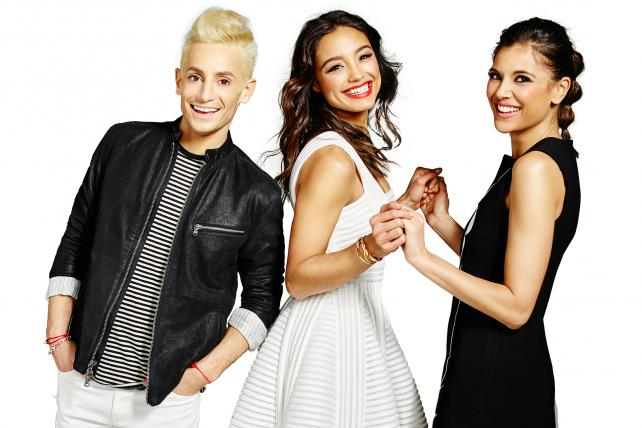 Frankie Grande, Rachel Smith, and Lyndsey Rodrigues host 'Style Code Live,' Amazon's new nightly half-hour streaming free on Amazon.com.