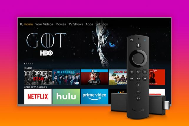 Amazon is now taking a 30 percent cut of ad sales from Fire TV