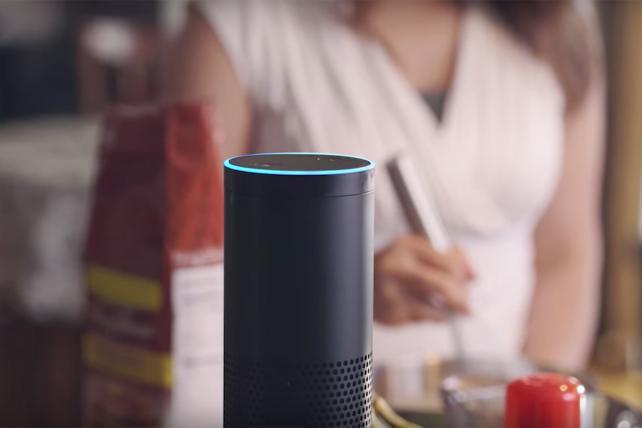 Wake-Up Call: Boozy Coke and Random Amazon Alexa Laughter