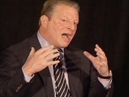 Al Gore on Keith Olbermann, 'SportsCenter' and MSNBC