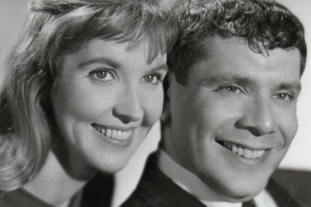 Remembering Ann Meara -- And Her Classic Blue Nun Radio Spots