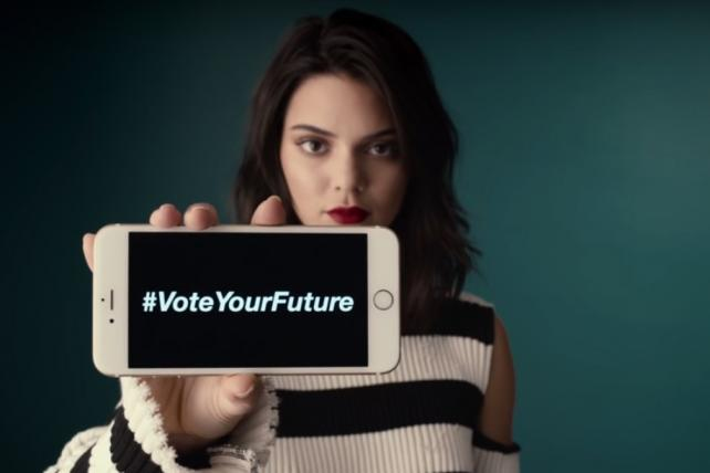 Anonymous Content Vote Your Future