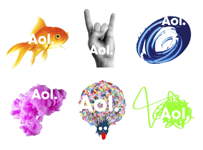 Rate the Logo: Aol.