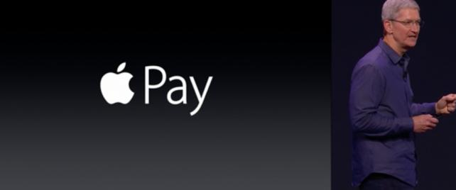 Apple CEO Tim Cook introduces Apple's new mobile wallet.