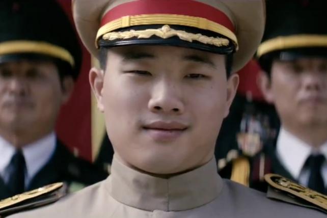Axe's Super Bowl Spot Features Kim Jong-Un Lookalike (Making an Uncharacteristic Gesture)