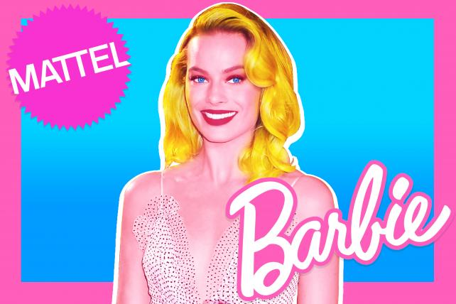 Mattel's new film unit to start things off with Barbie