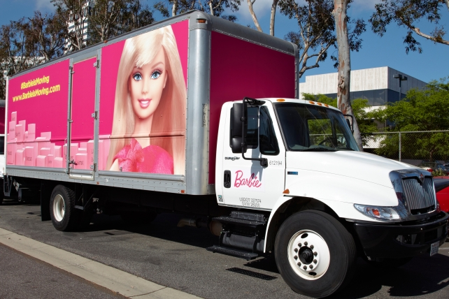 Mattel Sends Barbie On A Road Trip to Find a New Home