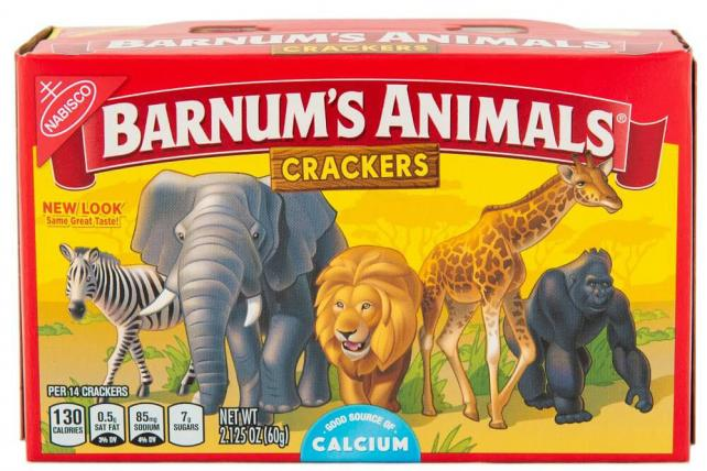 Wednesday Wake-Up Call: Animal crackers get a PETA-approved redesign. Plus, more Facebook news