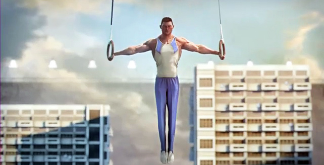 Behind the BBC's Olympics Opening Titles