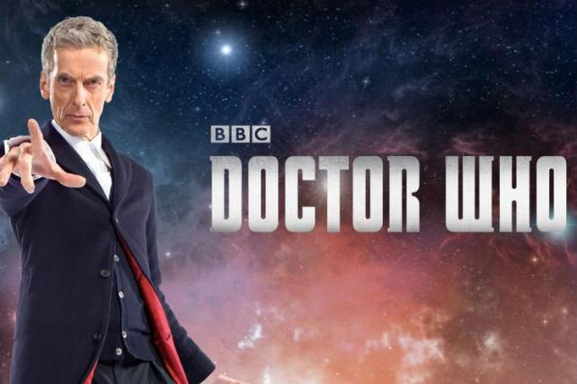 'Doctor Who' on the BBC.