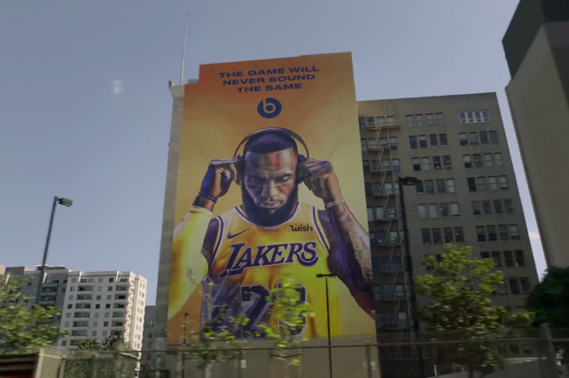 Watch the newest ads on TV from Beats, Nissan, Taco Bell and more