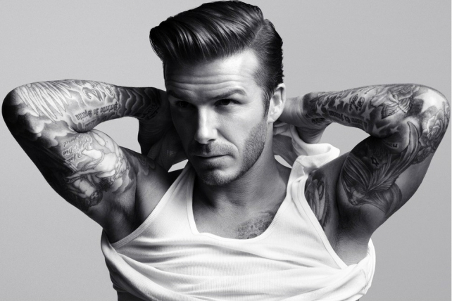 H&M Super Bowl Ad Lets You Buy Beckham Bodywear by Remote Control