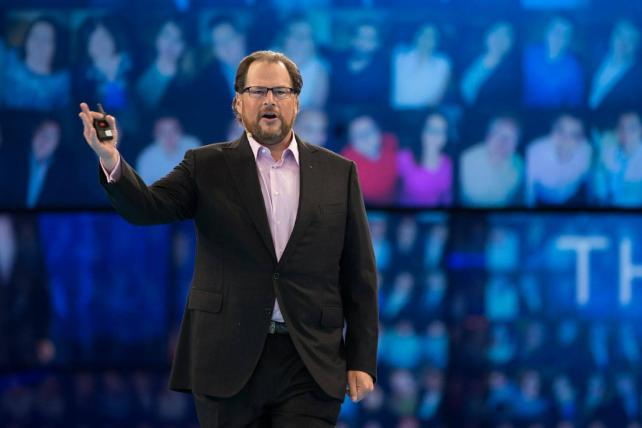 Salesforce to Trigger Ads Based on CRM Data