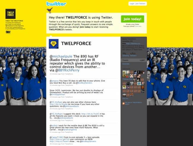 Titanium and Integrated Grand Prix Go to Best Buy Twelpforce and Nike Livestrong Campaign