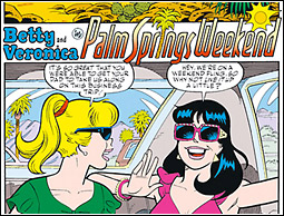 Archie and Friends Hang Out at ... a Luxury Hotel?