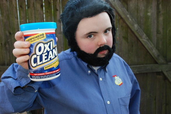 billy mays encroaches on the king s turf advertising and marketing