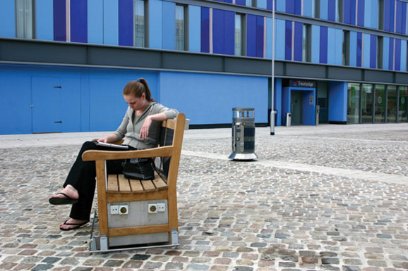 Interactivity at the London Design Festival