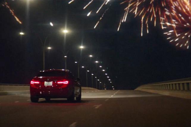 Goodby is out with its first BMW ad since winning the account in March