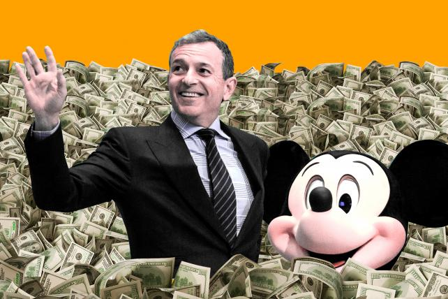 Disney ups Fox bid to $71.3 billion