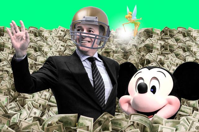 Fox says it won't buy back regional sports networks from Disney