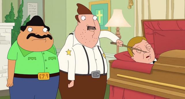 The 'Bordertown' premiere faced stiff competition, but will catch a favorable wind next episode.