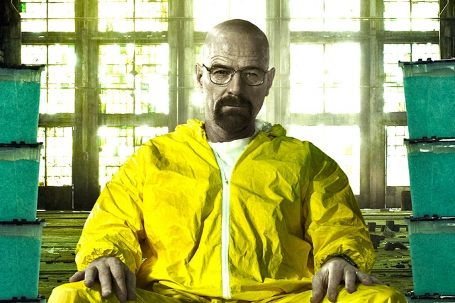 'Breaking Bad' was a testament to the power of binge-watching.