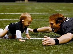 Drew Brees' Career as Endorser Just Getting Off the Ground