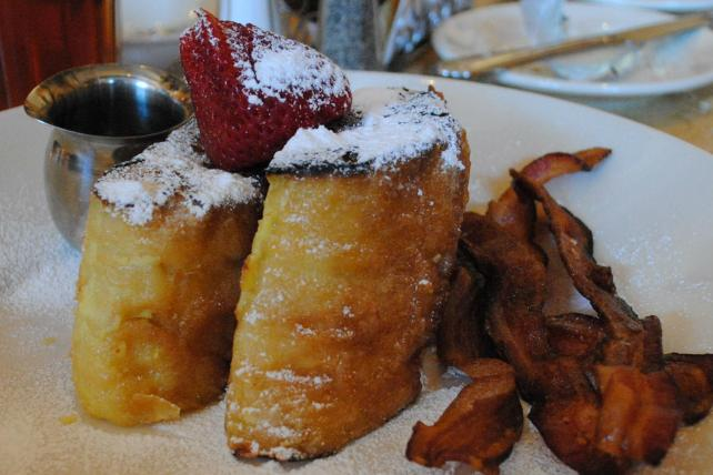 The Bruleed French Toast from The Cheesecake Factory has over 2,700 calories.