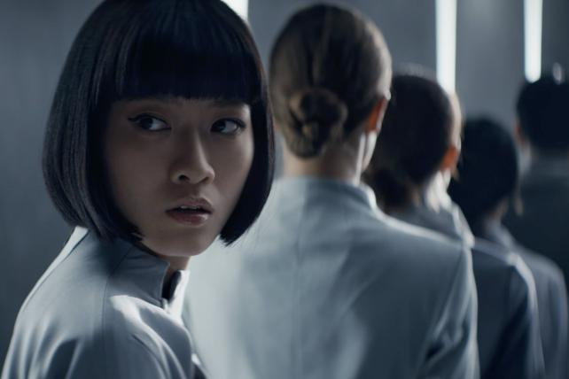 In This Dystopian Sci-Fi Film from Budweiser, Beer Can Set You Free