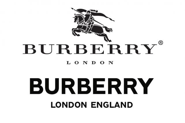 Burberry changes logo for first time in two decades