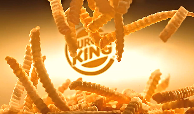 Burger King Satisfries
