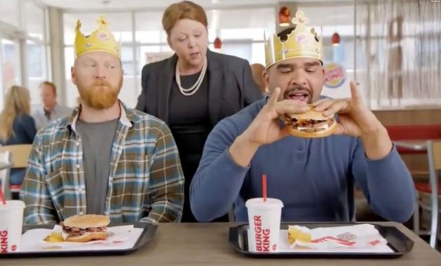Watch the Newest Ads on TV From Burger King, Nissan, American Express and More