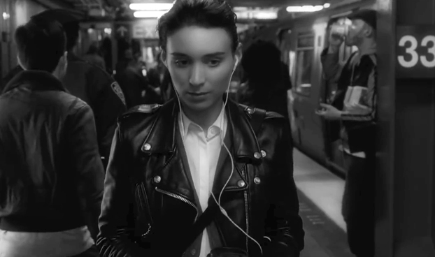 David Fincher and Rooney Mara Reunite for Calvin Klein Fragrance Ad