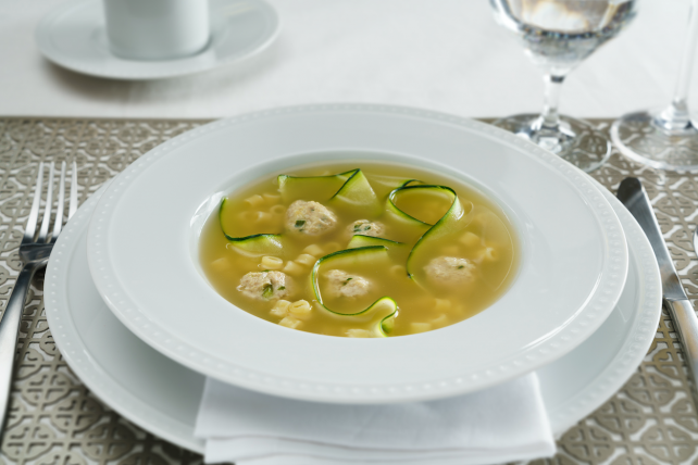 Campbell's doles out royal wedding soup.