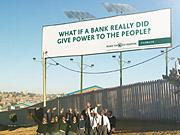 Solar-Powered Billboard Wins Outdoor Grand Prix