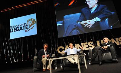 Murdoch, Katzenberg Say Economy Has Hampered Creativity