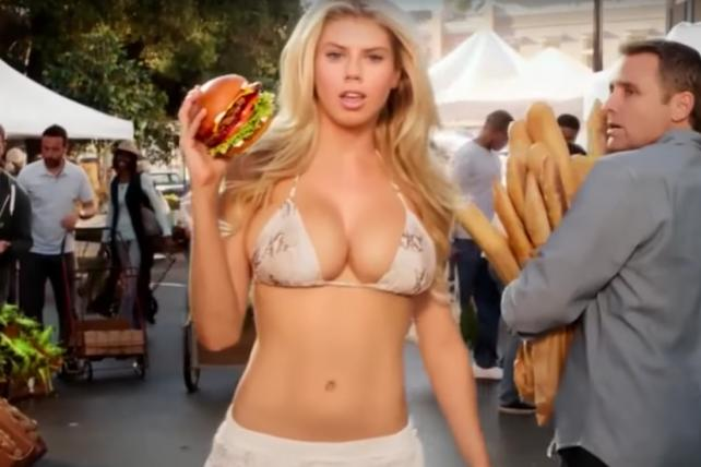Carl's Jr. has shifted away from imagery like this from a regional Super Bowl ad, but that's not the end of the story for women in big-game ads.