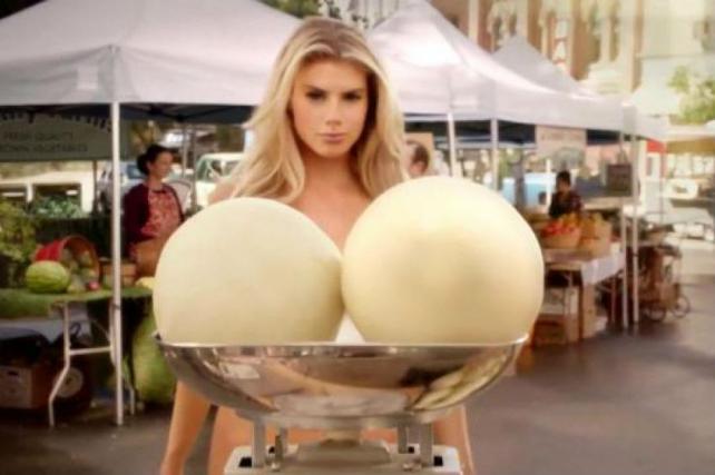 Charlotte McKinney: I'm Not Ashamed Of My Carl's Jr. Super Bowl Ad