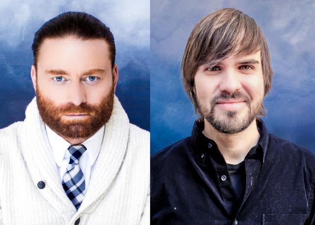 Chris Milk and Aaron Koblin