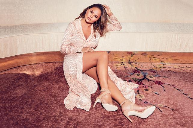 Chrissy Teigen is a style influencer for Revolve, where she sells an eponymous line of clothing.