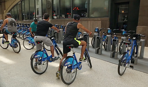 Big Risks, Big Rewards: Citibank Takes Stock of Citi Bike One Year In