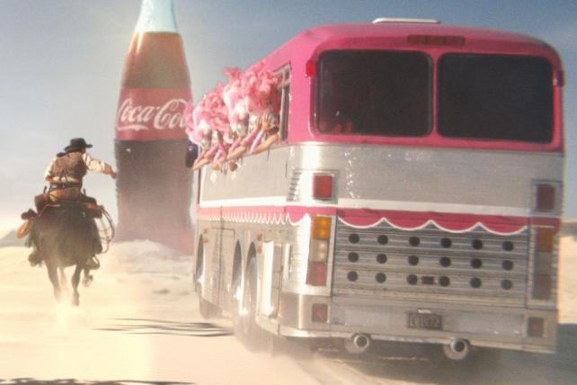 Coca-Cola Builds Social-Media Game Around Super Bowl Spot