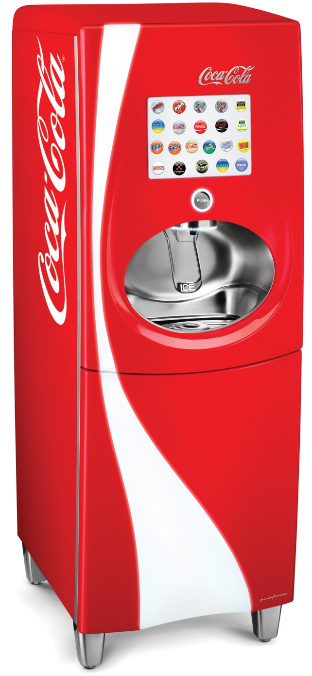 Coke Freestyle Dispenses Insights Along With Soft Drinks