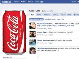 coca cola still remains perplexed over why of the 253 pages on facebook devoted