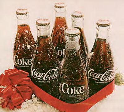 Always Coca-Cola: An Ad Timeline