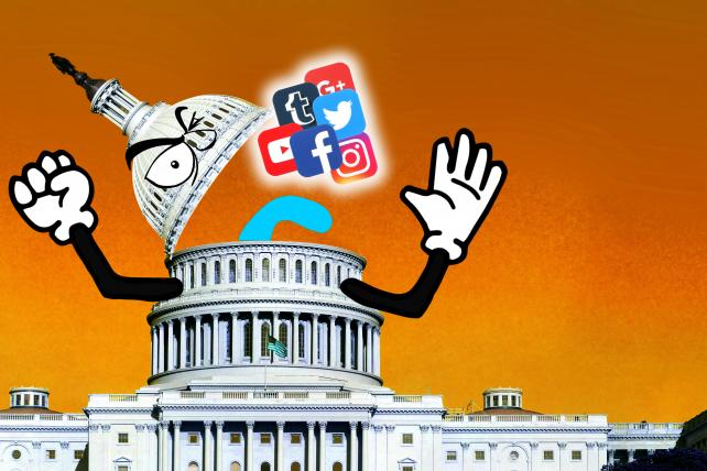 Will Congress Kill Facebook and the Rest of the Internet?