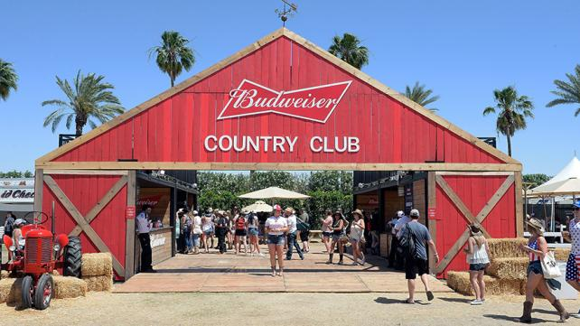 Budweiser Country Club.